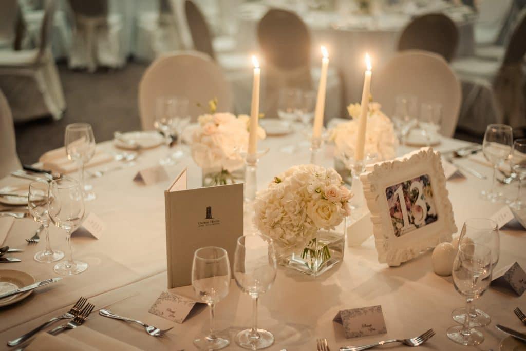 Carton House Wedding Table
