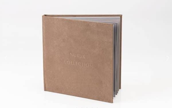 Embossed Storybook album